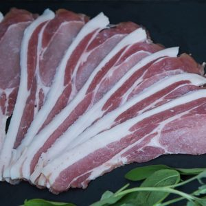 Award Winning Dry Cured Bacon