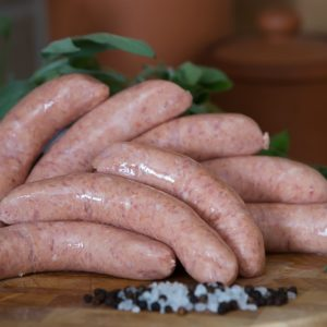 Sweet Chilli Pork Sausages