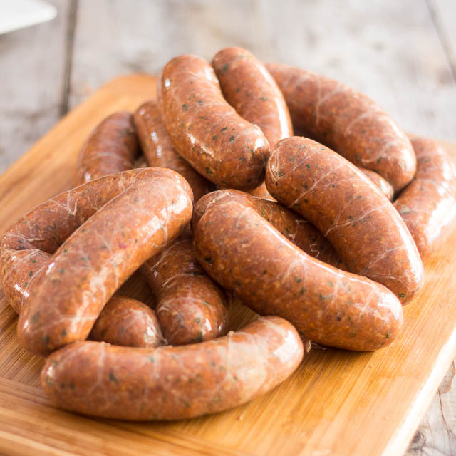 Speciality Sausages